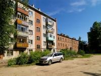 Казань, улица Тунакова, дом 41А. многоквартирный дом
