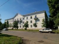 neighbour house: st. Tunakov, house 43. Apartment house