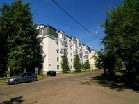 Казань, улица Тунакова, дом 47. многоквартирный дом