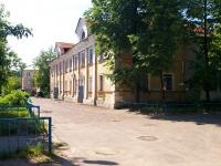 Казань, улица Тунакова, дом 52. многоквартирный дом
