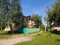neighbour house: st. Tunakov, house 56А. Apartment house