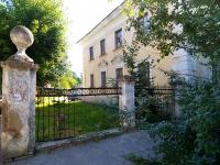 Kazan, Tunakov st, house 56. Apartment house