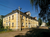 Kazan, Tunakov st, house 58. Apartment house