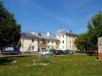 Kazan, Tunakov st, house 60. Apartment house