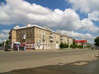 Kazan, Tunakov st, house 62. Apartment house