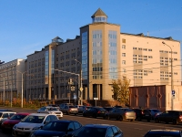 Kazan, university Казанский государственный энергетический университет, Krasnoselskaya st, house 51 к.Д