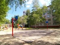 Казань, улица Дежнева, дом 4 к.1. многоквартирный дом