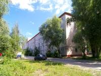 Казань, улица Дежнева, дом 4 к.2. многоквартирный дом