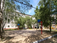 Kazan, Dezhnev st, house 4 к.2. Apartment house