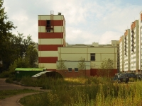Казань, улица Коммунаров. хозяйственный корпус