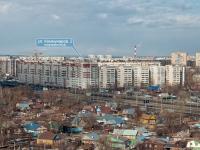 Казань, улица Коммунаров, дом 2. многоквартирный дом