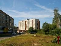 Kazan, Volnaya 2-ya st, house 6. Apartment house