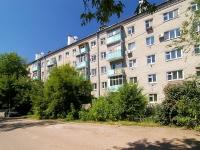 Казань, улица Кожевенная, дом 28. многоквартирный дом