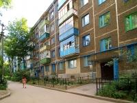 Казань, улица Лушникова, дом 1. многоквартирный дом