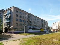 Kazan, Lushnikov st, house 2. Apartment house