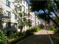 Казань, улица Лушникова, дом 4. многоквартирный дом