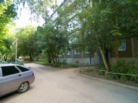 Kazan, Lushnikov st, house 7. Apartment house