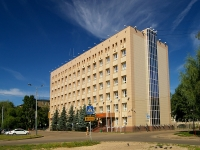 neighbour house: st. Lushnikov, house 13. office building