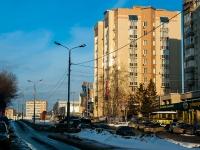 Казань, улица Лушникова, дом 10. многоквартирный дом