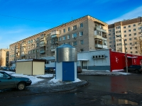 neighbour house: st. Lushnikov, house 2. Apartment house