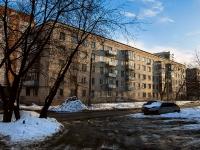 Kazan, Lushnikov st, house 4. Apartment house