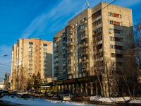 neighbour house: st. Lushnikov, house 8. Apartment house