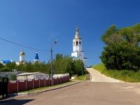 Kazan, st Zilantieva Gora, house 1. cloister