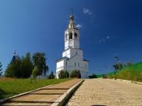Kazan, cloister Свято-Успенский Зилантов женский монастырь, Zilantieva Gora st, house 1