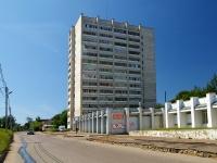 Казань, улица Большая, дом 4. многоквартирный дом