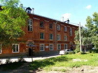 neighbour house: st. Admiralteyskaya, house 5. Apartment house
