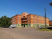 Казань, улица Адмиралтейская, дом 13. многоквартирный дом