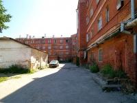 Kazan, Admiralteyskaya st, house 13. Apartment house