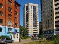 neighbour house: st. Druzhinnaya, house 3. Apartment house