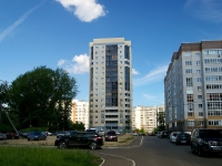 neighbour house: st. Druzhinnaya, house 7. Apartment house
