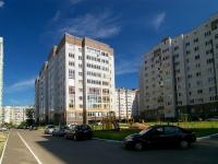neighbour house: st. Druzhinnaya, house 8. Apartment house