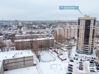 Казань, улица Дружинная, дом 7. многоквартирный дом