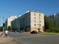 neighbour house: st. Klara Tsetkin, house 13. Apartment house