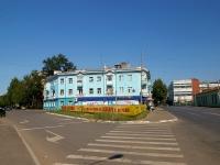 Казань, улица Клары Цеткин, дом 30. многоквартирный дом