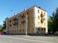 Казань, улица Клары Цеткин, дом 31А. многоквартирный дом