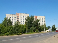 neighbour house: st. Klara Tsetkin, house 34. Apartment house