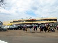Казань, улица Клары Цеткин, дом 8. торговый центр Адмирал