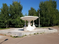 Казань, улица Клары Цеткин. парк Адмиралтейский сад