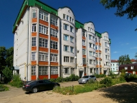 neighbour house: st. Stolyarov, house 3 к.2. Apartment house