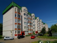 neighbour house: st. Stolyarov, house 5. Apartment house