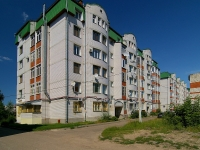 neighbour house: st. Stolyarov, house 7. Apartment house