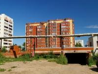 Казань, улица Столярова, дом 15А. многоквартирный дом