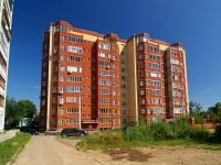 Kazan, Stolyarov st, house 15А. Apartment house