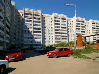 Kazan, Stolyarov st, house 15. Apartment house