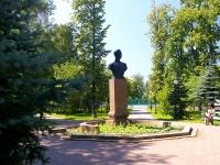 Казань, памятник Памятник-бюст Н.Г. Столяровуулица Столярова, памятник Памятник-бюст Н.Г. Столярову