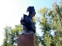 喀山市, 纪念碑 Памятник-бюст Н.Г. СтоляровуStolyarov st, 纪念碑 Памятник-бюст Н.Г. Столярову